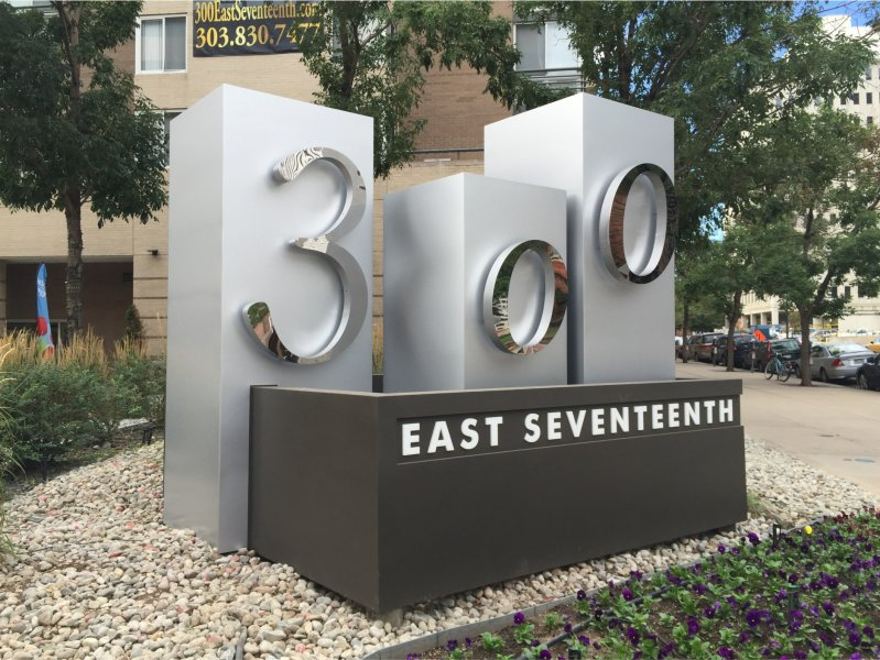 300-day-shot Monument Sign
