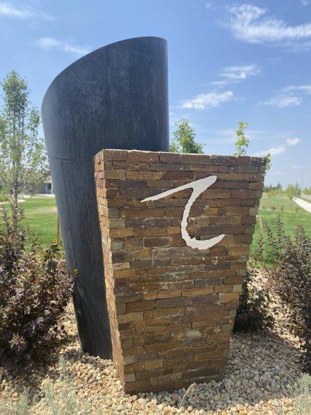 unique monument marker