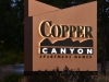 Copper Canyon Monument Sign
