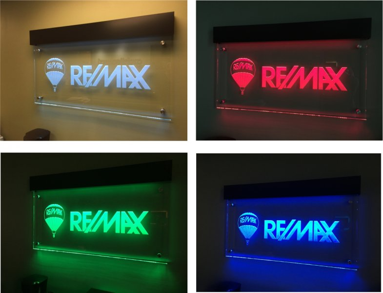 Lobby Signs Custom Office Signs Monument Signs Denver